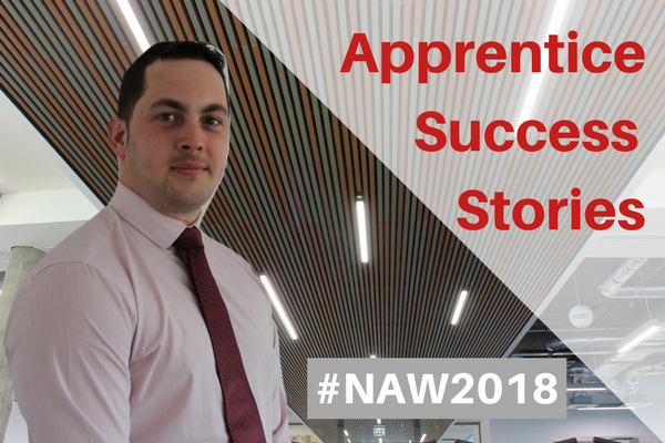 Apprentice Success Stories: Andy
