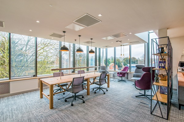 Agile Working Environments at Bidwells