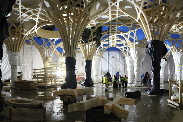 Europe's First Eco-Mosque Comes to Cambridge