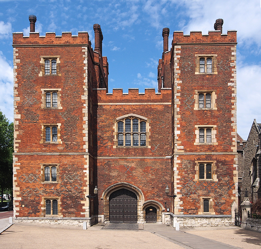 Contract Win - Lambeth Palace Maintenance