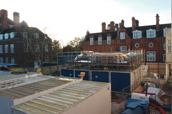 Newnham College - A Student Accommodation Revolution